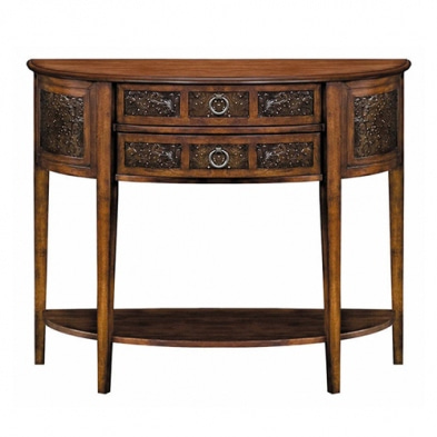 Stein World 11480  Demilune Console Table(스테인월드 콘솔/엑센트)