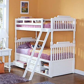 [주니어수입가구] New Classic Junior 106 Alexandra Bunk Bed Set